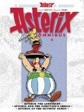 Asterix Omnibus 4: Includes Asterix the Legionary #10, Asterix and the Chieftain's Shield #1...