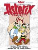 Asterix Omnibus 6: Includes Asterix in Switzerland #16, The Mansions of the Gods #17, and As...