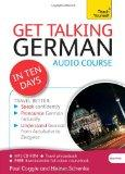 Get Talking German in Ten Days A Teach Yourself Audio Course