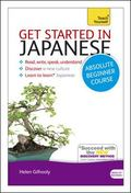 Get Started in Japanese