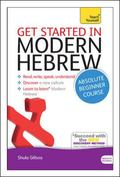 Get Started in Modern Hebrew