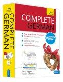 Complete German Book and CD Pack: Teach Yourself