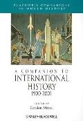 A Companion to International History 1900 - 2001