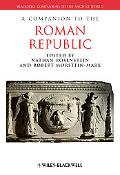 A Companion to the Roman Republic (Blackwell Companions to the Ancient World)