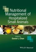 Nutritional Management of Hospitalized Small Animals