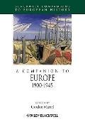 Companion to Europe, 1900-1945