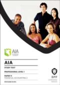 AIA 11 Financial Accounting 2: Study Text