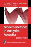 Modern Methods in Analytical Acoustics