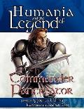 Humania and the Legend of Commander Pancreator
