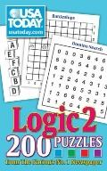 USA TODAY Logic 2 : 200 Puzzles from the Nation's No. 1 Newspaper