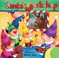 Santa's Workshop : A Mini Animotion Book