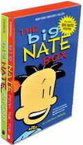Big Nate Out Loud and From the Top Boxed Set