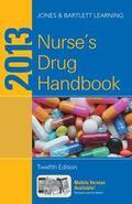 2013 Nurse's Drug Handbook