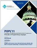 POPL 11 Proceedings of the 38th Annual ACM SIGPLAN-SIGACT Symposium on Principles of Program...