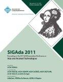 SIGAda 2011 Proceedings of the 2011 ACM Conference on Ada and Related Technologies