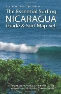 The Essential Surfing NICARAGUA Guide & Surf Map Set