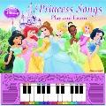 Princess Songs Play and Learn