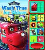 Chuggington: Wash Time for Wilson