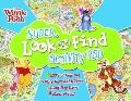 Winnie the Pooh : Super Look and Find Activity Pad with Stickers