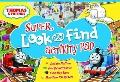 Thomas and Friends Super Look and Find Activity Pad