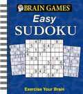 BRAIN GAMES� Easy SUDOKU : Exercise Your Brain