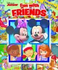 Disney Jr. Look and Find