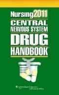 Nursing Central Nervous System Drug 2011