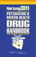 Nursing Psychiatric and Mental Health Drug 2011