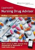Lippincott's Nursing Drug Advisor
