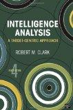 Intelligence Analysis : A Target-Centric Approach