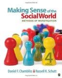 Making Sense of the Social World : Methods of Investigation