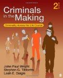 Criminals in the Making: Criminality Across the Life Course