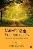 Marketing for Entrepreneurs : Concepts and Applications for New Ventures