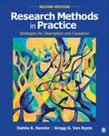 Research Methods in Practice : Strategies for Description and Causation