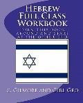Hebrew Full Class Workbook