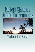 Modern Standard Arabic : For Beginners