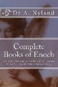Complete Books of Enoch: 1 Enoch (First Book of Enoch), 2 Enoch (Secrets of Enoch), 3 Enoch ...
