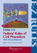 E-Z Rules for the Federal Rules of Civil Procedure 2011e