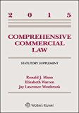 Comprehensive Commercial Law 2015 Statutory Supplement