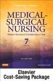 Medical-Surgical Nursing - 2-Volume Set - Text and Virtual Clinical Excursions 3.0 Package: ...