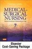 Medical-Surgical Nursing - Single Volume - Text and Virtual Clinical Excursions 3.0 Package: Patient-Centered Collaborative Care
