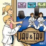 The Adventures of Jay & Tay: Our First Karate Class