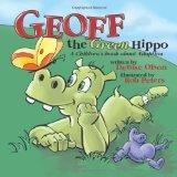 Geoff the Green Hippo: A Children's Book about Adoption