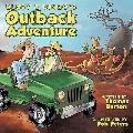 Bluey and Dingo's Outback Adventure