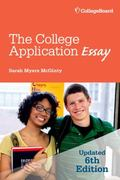 College Application Essay, 6th Ed