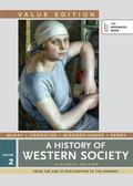 History of Western Society, Value Edition, Volume II