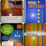 Academic Writer/Easy Writer/Reading for OSU Students/They Say I Say