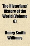 The Historians' History of the World: The early Roman empire