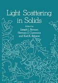 Light Scattering in Solids : Proceedings of the Second Joint USA-USSR Symposium