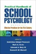 Practical Handbook of School Psychology : Effective Practice